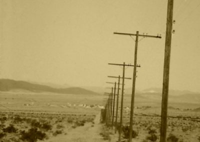 28 Mojave Powerlines