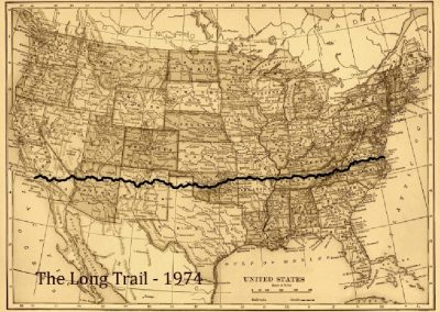 6 Long Trail Map